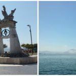 Santoña desde el mar. Turismo familiar