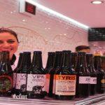 Fiesta de la cerveza artesana valenciana en el Mercat Central. Enoturismo
