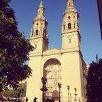 Concatedral de Santa Maria La Redonda logroo larioja lariojaapetece lariojaturismohellip